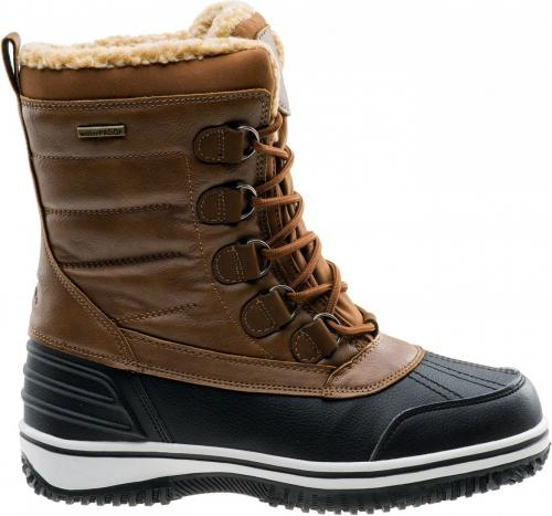 Elbrus Buty damskie Hallis Mid Wp Wo's Brown/black r. 40