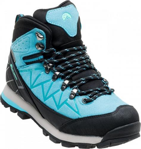 Elbrus Buty damskie Muerto Mid Wp Wo's Turquoise/black/mint r. 37