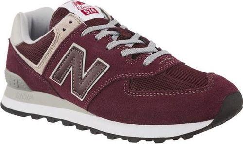 New Balance Buty męskie ML574EGB czerwone r. 42