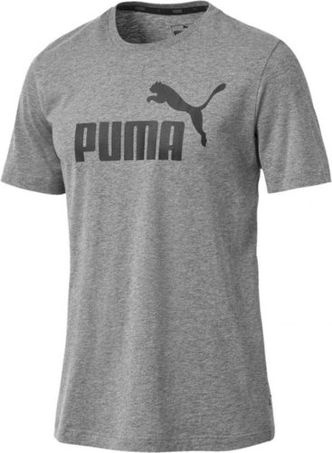 Puma Koszulka męska ESS Logo Tee M szara r. XL (851740 03)