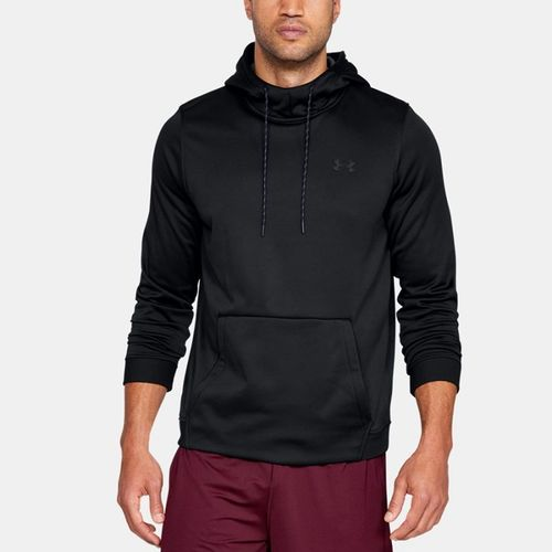 Under Armour Bluza Armour Fleece PO Hoodie czarna r. M (1320743-001)