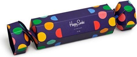 Happy Socks Skarpetki Giftbox Big Dot Cracker r. 36-40 (2-pak) (SXBDO02-6500)