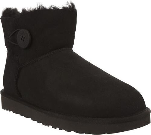 UGG Buty Damskie Mini Bailey Button Ii Black r. 36