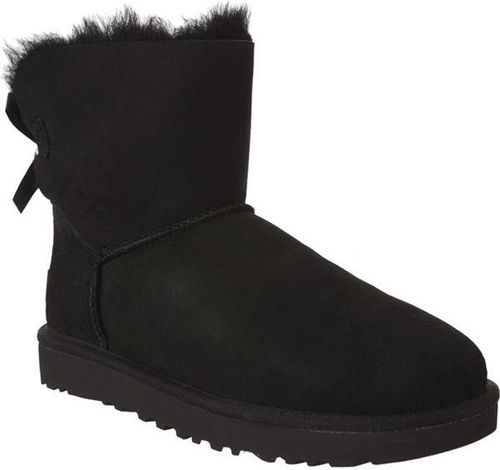 UGG Buty Damskie Mini Bailey Bow Ii Black r. 36