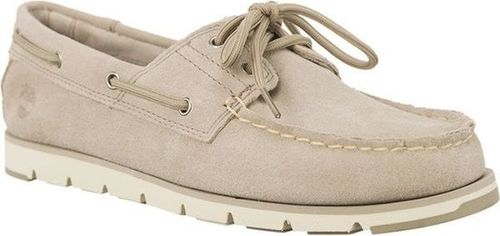 Timberland Timberland CAMDEN FALLS SUEDE BOAT SHOES SIMPLY TAUPE
