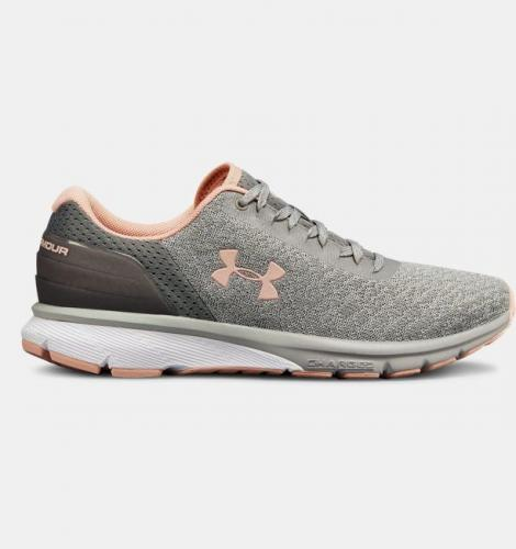 Under Armour Buty damskie Charged Escape 2 szare r. 37.5 (3020365-106)