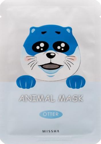 Missha Maseczka do twarzy Animal Mask Otter nawilżająca