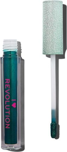 Makeup Revolution I Heart Revolution Metallic Mermaid Lips Błyszczyk do ust Siren  1szt