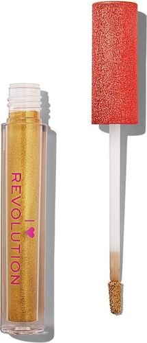 Makeup Revolution I Heart Revolution Metallic Dragon Lips Błyszczyk do ust Legend  1szt