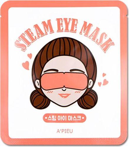 Apieu Steam Eye Mask Rozgrzewająca maseczka na oczy
