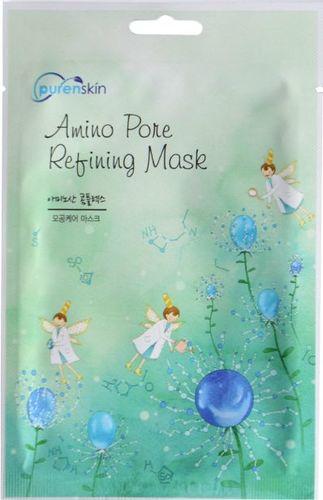 PurenSkin Amino Pore Refining Mask Maseczka zwężająca rozszerzone pory 23g