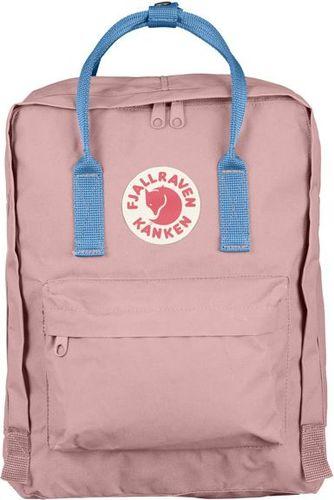 Fjallraven Kanken plecak Fjallraven Pink Air Blue 312-508