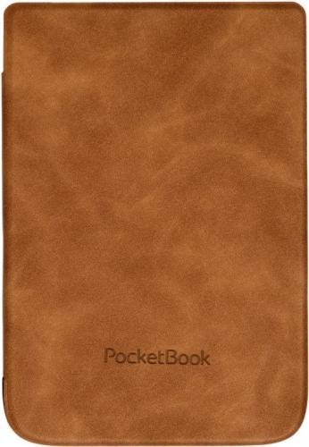 "Pokrowiec PocketBook Shell 6"" brązowe (WPUC-627-S-LB)"