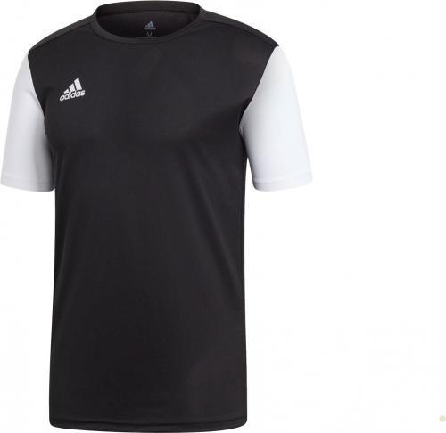 Adidas Koszulka piłkarska Estro 19 czarna r. S (DP3233)