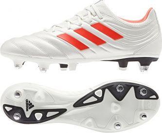 Adidas Buty piłkarskie Copa 19.3 SG białe r. 41 1/3 (G26974)
