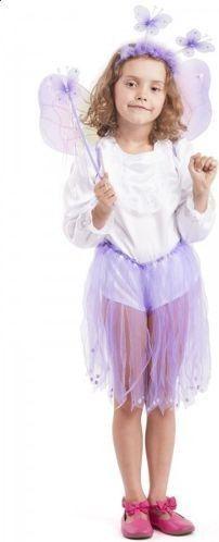 Aster Motylek fioletowy - przebranie dla dziewczynki