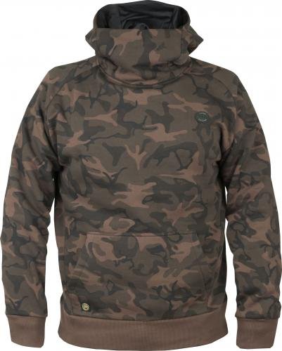 FOX Chunk Camo Funnel Neck Hoody - roz. M (CPR985)