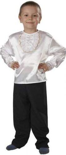 Aster Koszula z Atłasu - kostiumy dla dzieci,