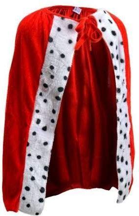 Aster Peleryna Króla dziecięca 56 cm -  przebrania / kostiumy dla dzieci
