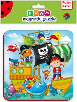 Roter Kafer PUZZLE PIANKOWE MAGNETYCZNE HISTORIE RK1304-01