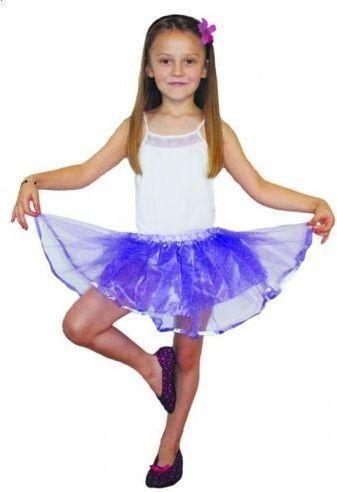 Aster Spódniczka Baletnicy fioletowa - przebrania dla dzieci