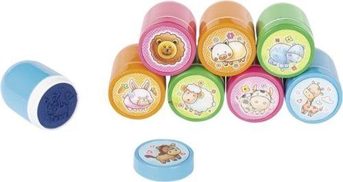 Goki Pieczątki - Stempelki  - zwierzaki słodziaki - dla dzieci kod prod. 15534