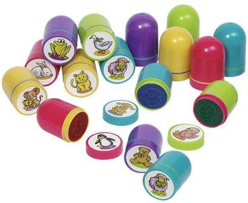 Goki Stempelki , pieczątki dla dzieci cena dotyczy 1 szt kod prod. 15344