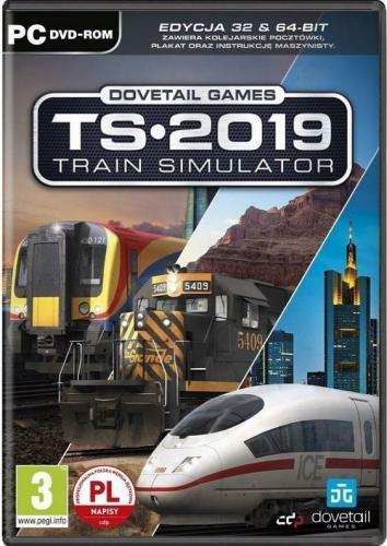 Gra PC Train Simulator 2019
