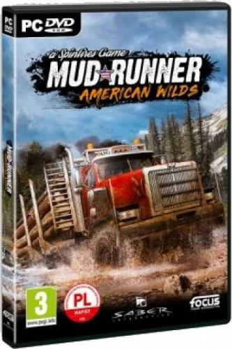 Gra PC Spintires Mudrunner Ultimate