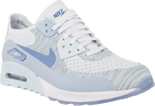 Nike Buty damskie Air Max 90 Ultra 2.0 Flyknit niebieskie r. 38 (881109-105)