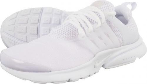 Nike Buty uniseks Presto GS białe r. 38.5 (833875-100)
