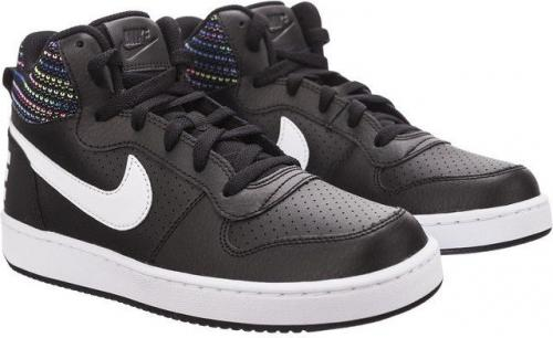 5e259af167aa Nike Buty damskie Court Borough Mid SE GS czarne r. 38 (918340-005