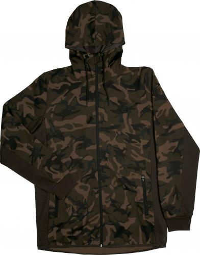 FOX Chunk Camo / Dark Khaki track hoodie - XL (CPR921)