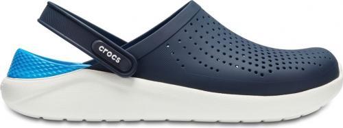 Crocs buty LiteRide Clog navy/white r. 38-39