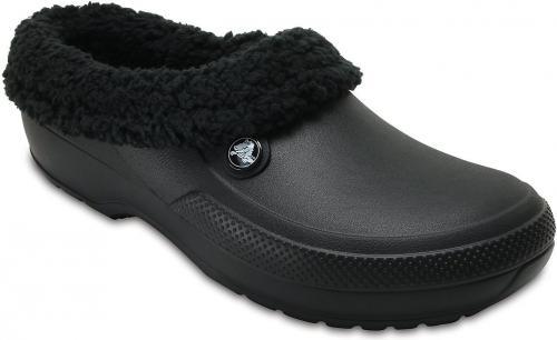 Crocs Sandały damskie Blitzen III Clog black/black r. 39-40