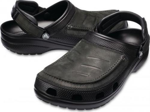 Crocs Klapki męskie Yukon Vista Clog czarne r. 45-46 (205177)