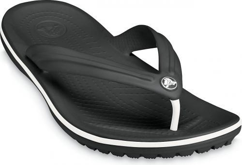Crocs Klapki Crocband Flip black r. 41-42 (11033)