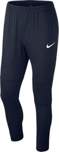 Nike Spodnie męskie Y NK Dry Park 18 Pant KPZ granatowe r. L (AA2086-451)