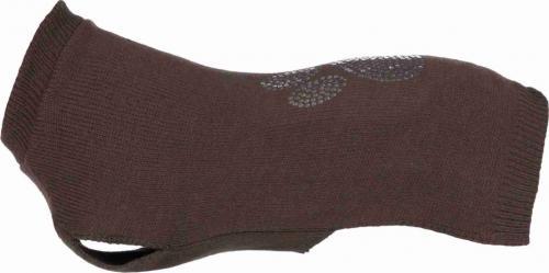 Trixie Pulower Moncton brązowy r. XS 25cm