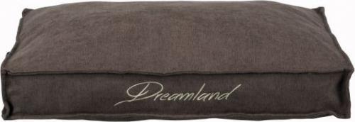 Trixie Poduszka Dreamland 120x75 cm szaro-brązowa