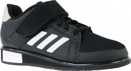 Adidas Buty męskie Power Perfect 3 czarne r. 42 2/3 (BB6363)