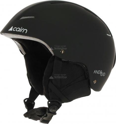 CAIRN  Kask narciarski Android czarny r. 57/58