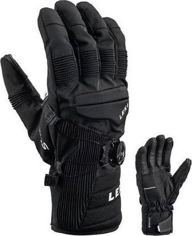 LEKI Rękawice Progressive 9 S MF black r. XL