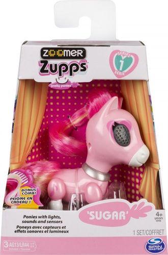 Spin Master Figurka Zoomer Interaktywne kucyki Sugar