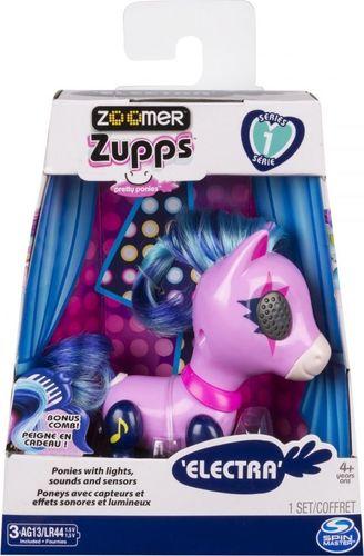 Spin Master Figurka Zoomer Interaktywne kucyki Electra