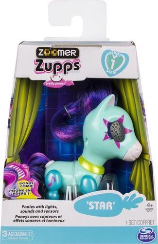 Spin Master Figurka Zoomer Interaktywne kucyki  Star