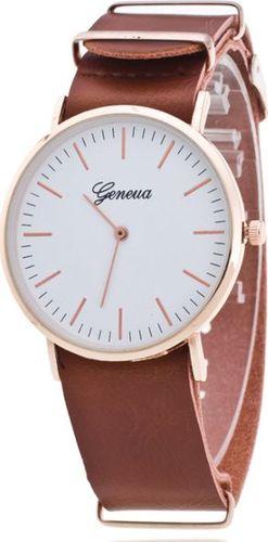 Zegarek GSM City CLASSIC brązowy