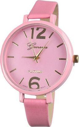 Zegarek GSM City Platinium różowy
