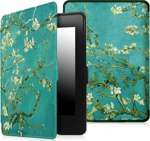 Pokrowiec Alogy Etui Alogy Smart Case Kindle Paperwhite 1/2/3 Kwitnący migdałowiec uniwersalny