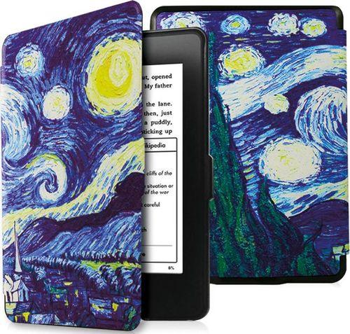 Pokrowiec Alogy Etui Alogy Smart Case Kindle Paperwhite 1/2/3 Gwiaździsta noc uniwersalny